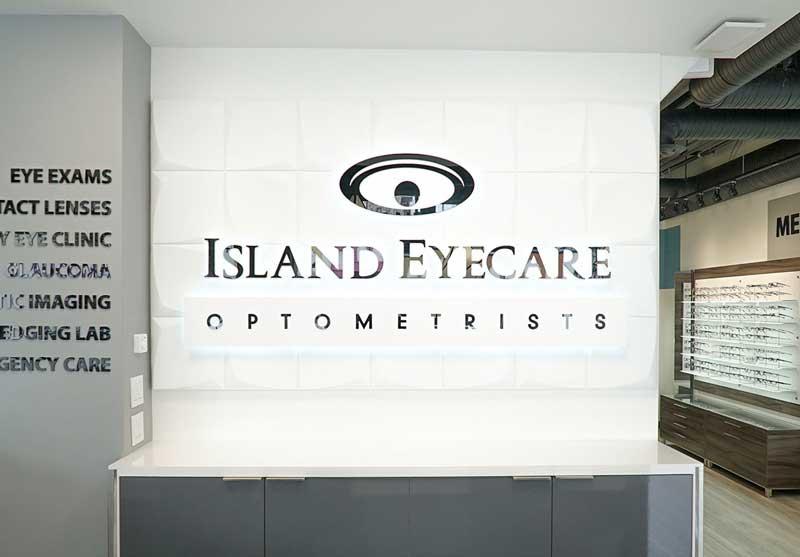 Island Eyecare Office